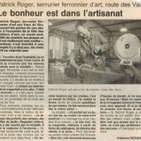 Journée portes ouvertes Vire (1997)