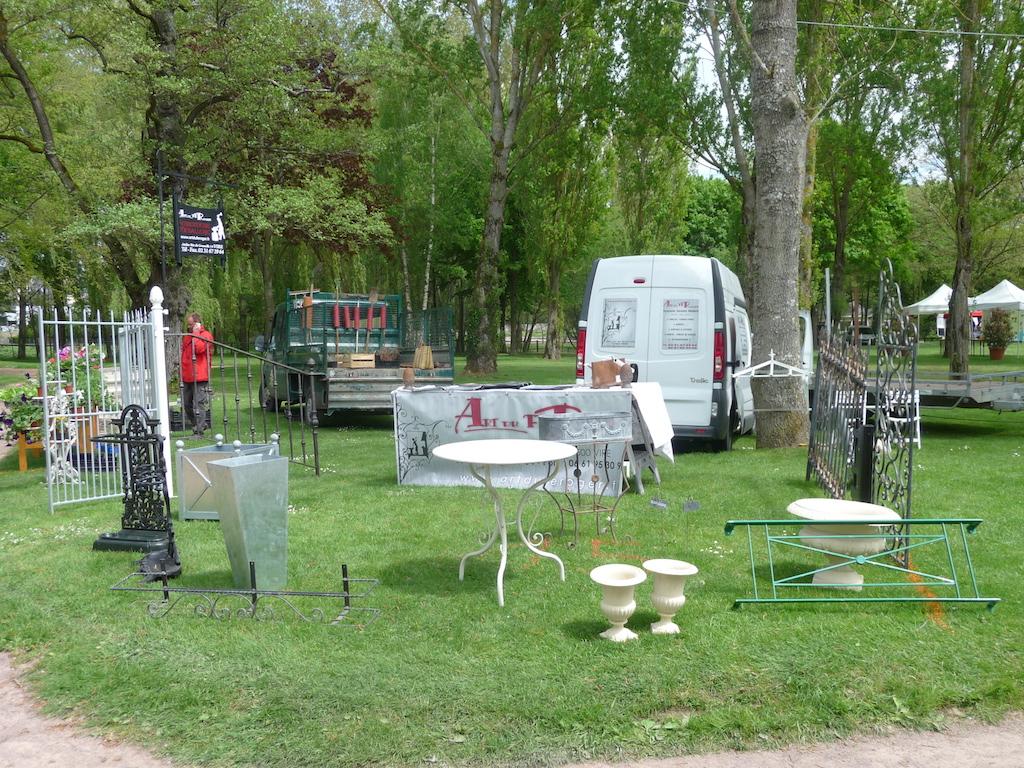 Foire du printemps à Condé/Noireau (2013)