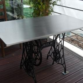 Table-plateau-inox