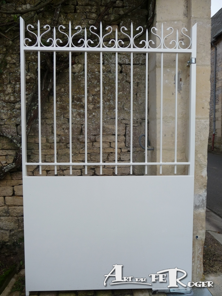 100 ferronnerie portail porte rampe meuble peinture pour meuble objet et porte oxyd for Peinture pour portail fer