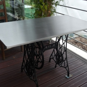 Table-plateau-inox