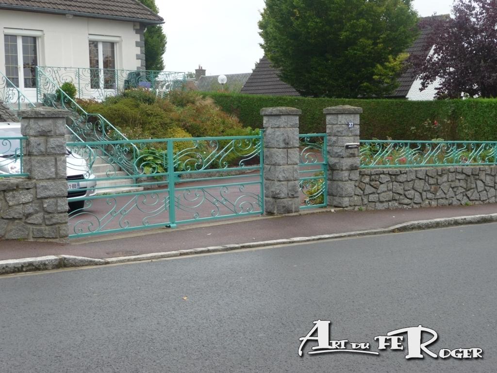 Clôture & portail-091013