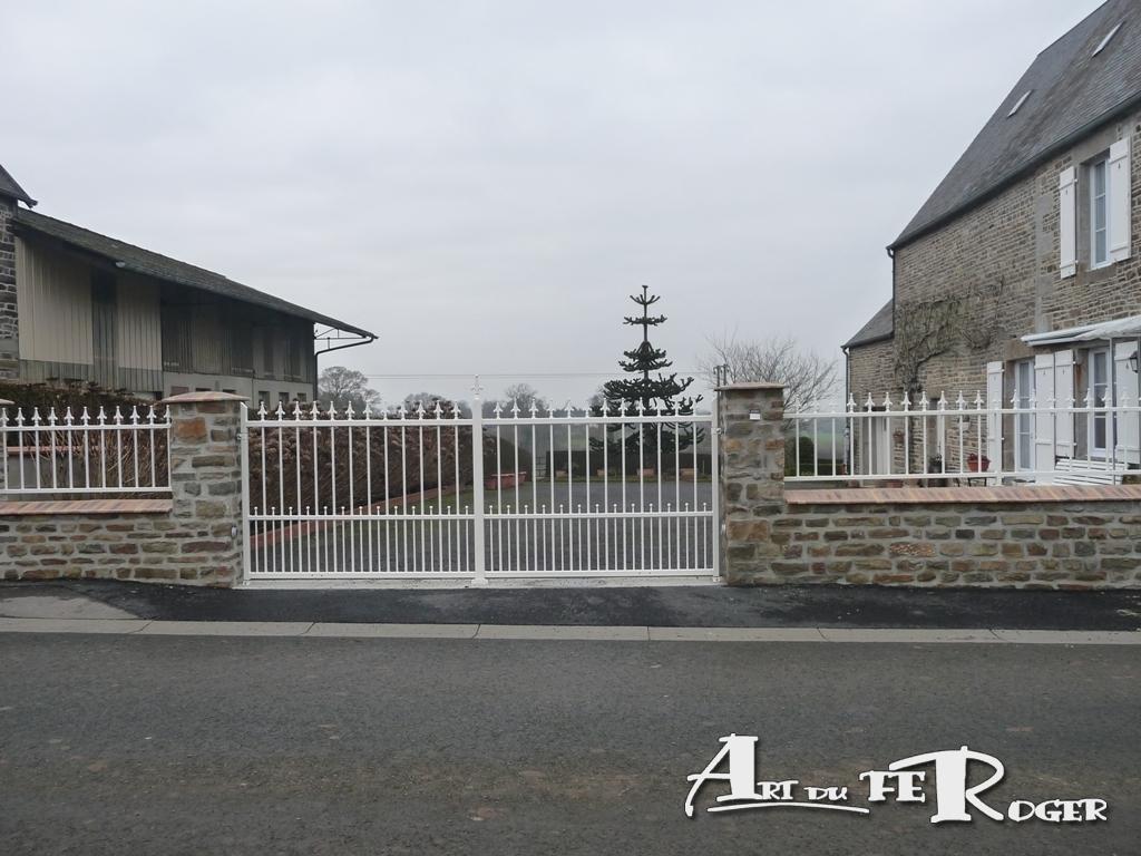 Portail&Clôture190217